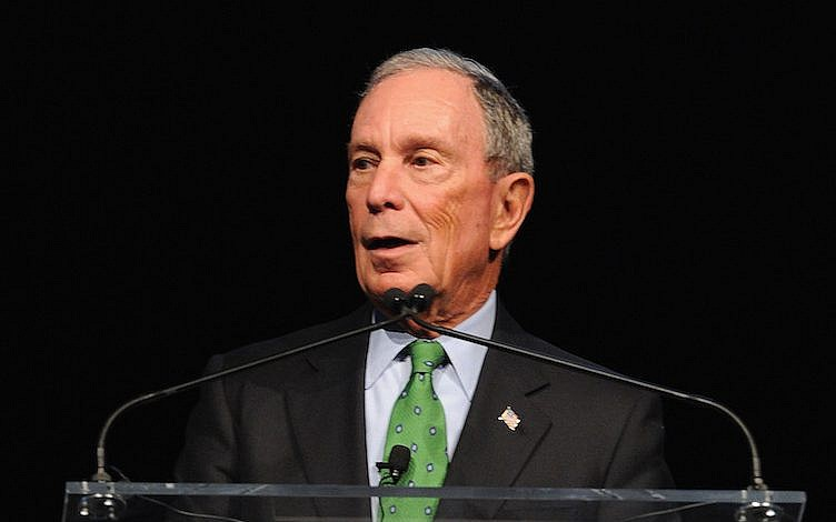 Michael Bloomberg returns as a Democrat eyes 2020 presidency