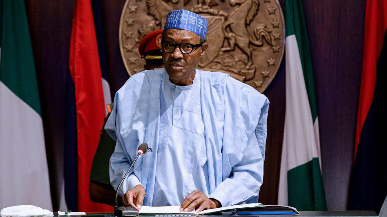BREAKING: Buhari Signs 2020 Budget