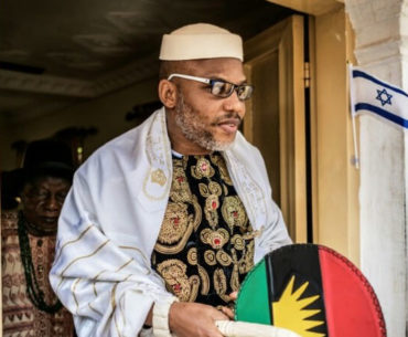 Nnamdi Kanu says he is ready to face trial