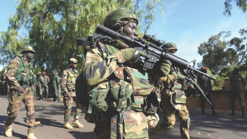 Nigerian Troops Kill 17 Boko Haram/ISWAP Terrorists