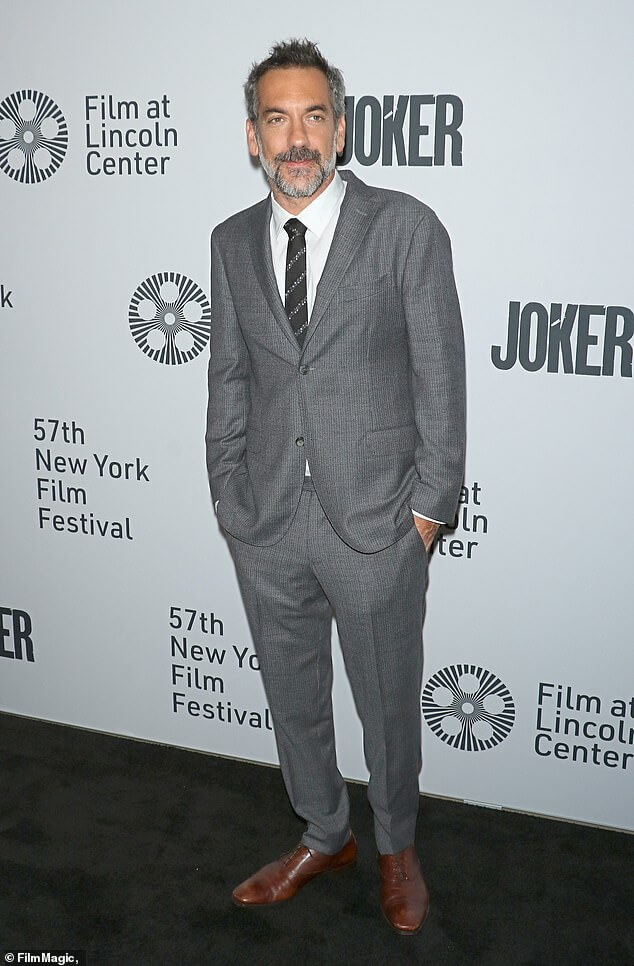 Director, Todd Phillips