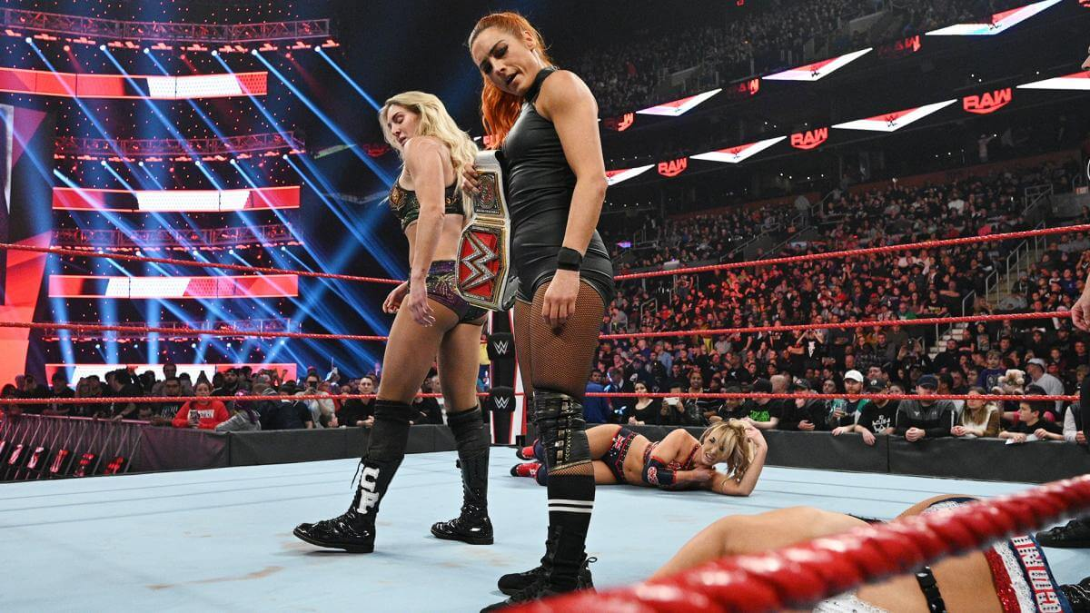 The Iconics are subdued