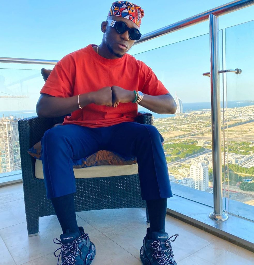 DJ Spinall wins Best DJ in Africa