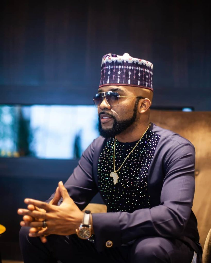 Banky W says robbers made him sing for them
