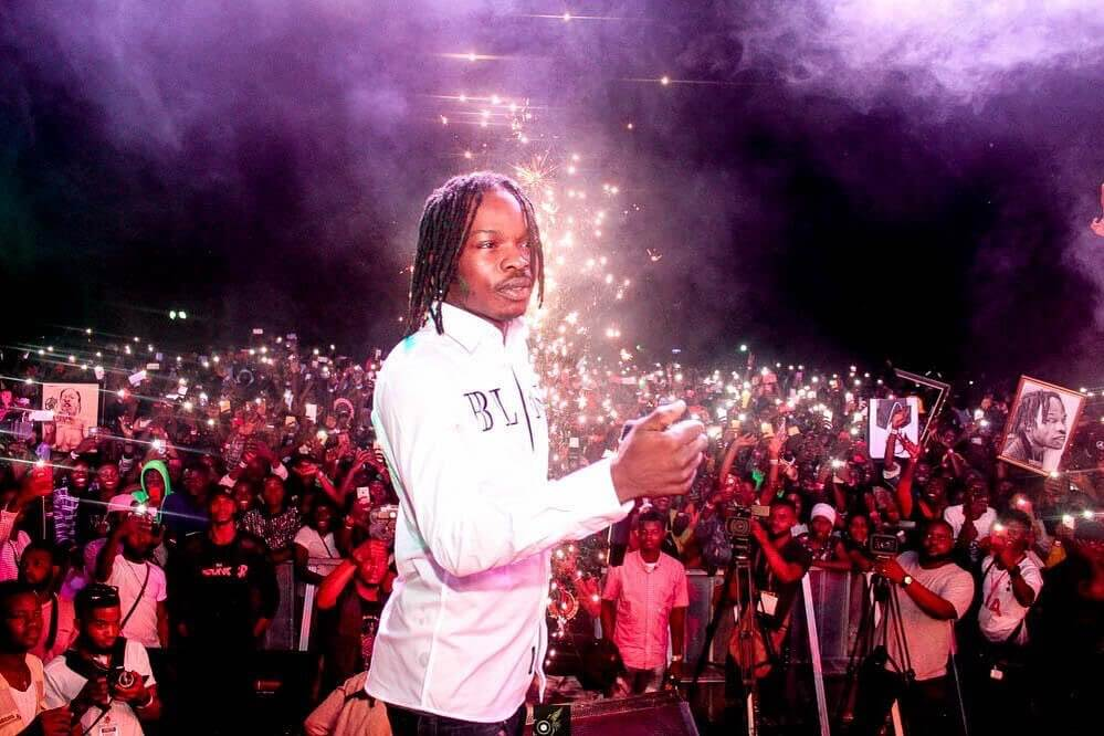 "Naira Marley declares to need to create a ""Marlian Shrine"""