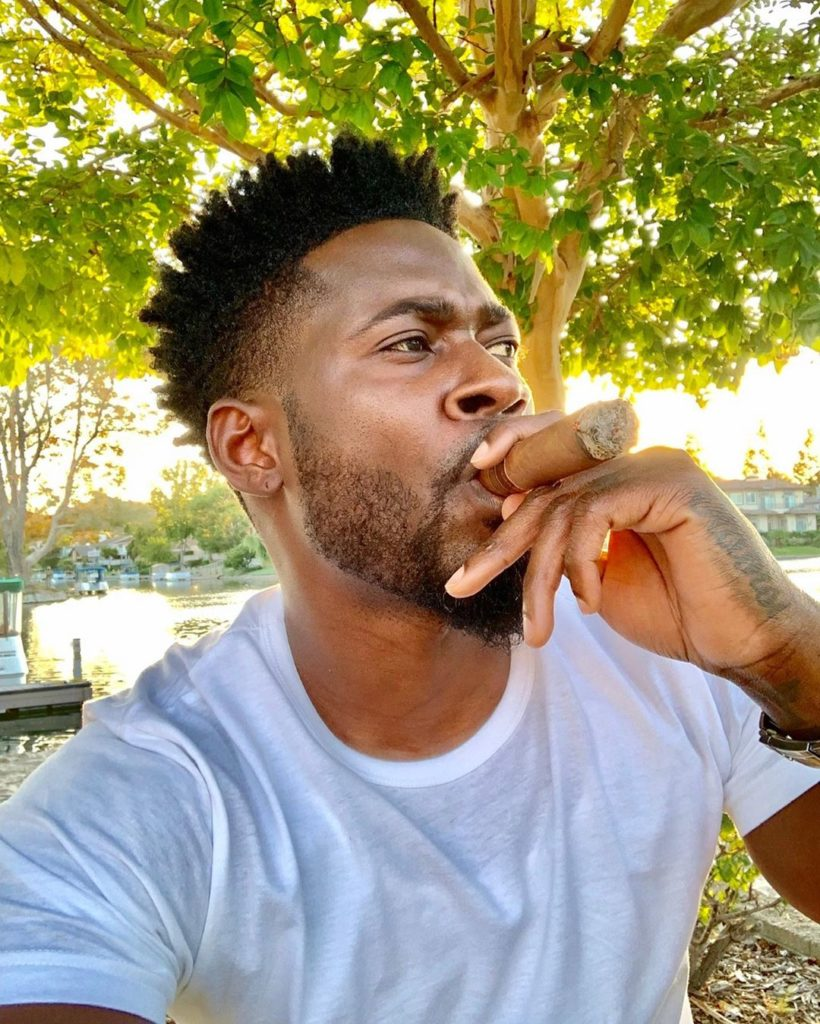 Teebillz appreciate Tacha fans on Instagram