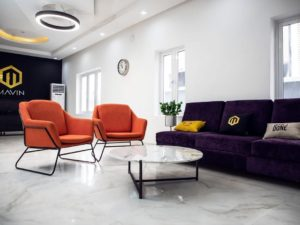 Mavin new headquarters in Lekki and Ikoyi