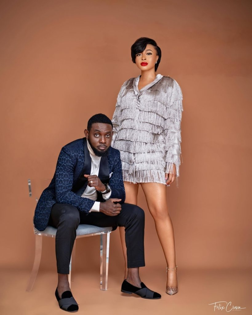 Ay and wife celebrate wedding anniversary