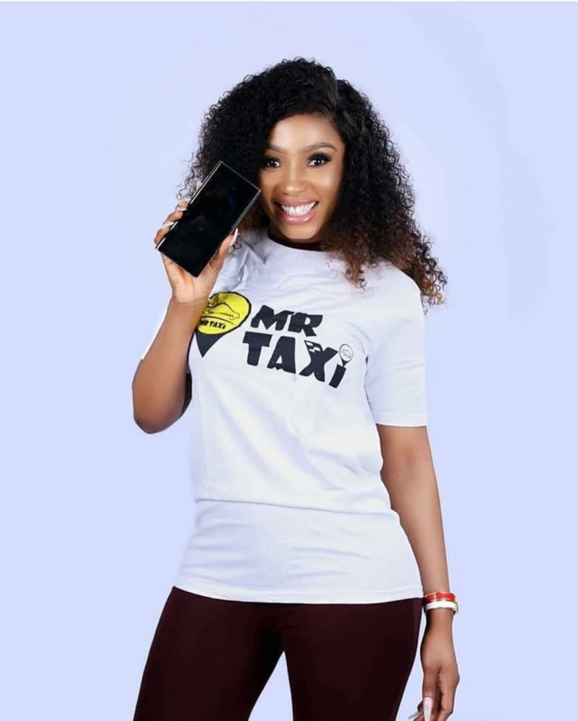 BBNaija Winner, Mercy Eke Hits Endorsement Deal With Mr. Taxi