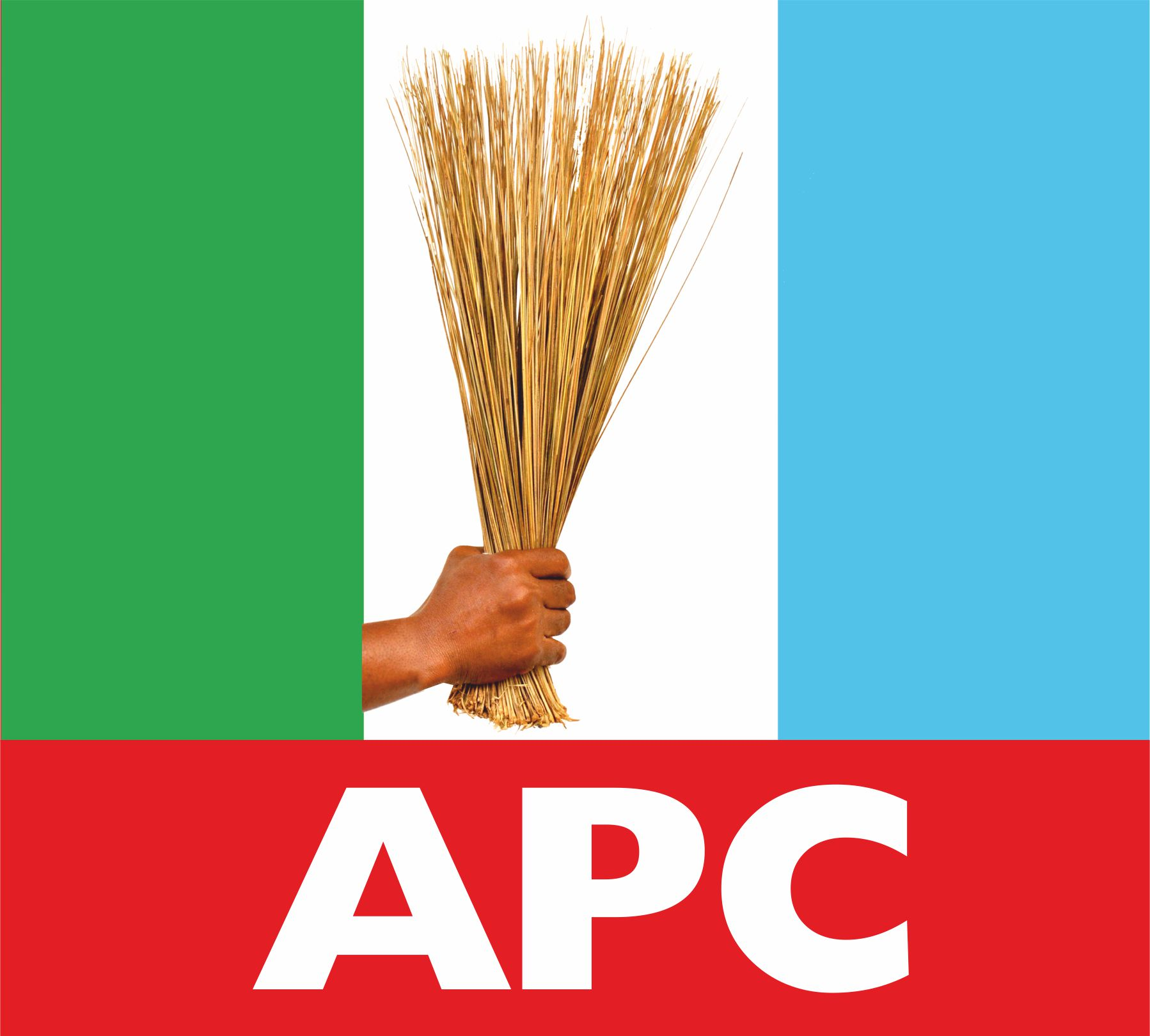BREAKING: APC Leaders Stage Counter Protest In Abuja