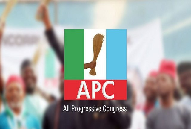 BREAKING: APC Dissolves NWC, Appoints Yobe Governor As Caretaker Chairman