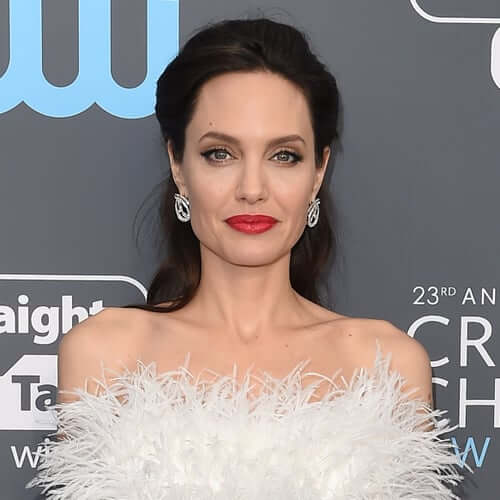 Angelina Jolie and others flee movie set over bomb scare