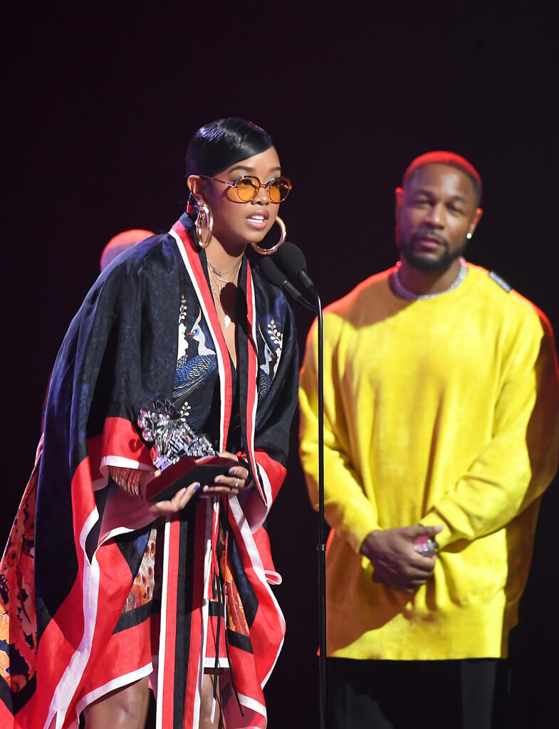 The BET 2019 Soul Train Awards