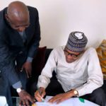 President Buhari signs Ammendment Bill on Deep Offshore Act