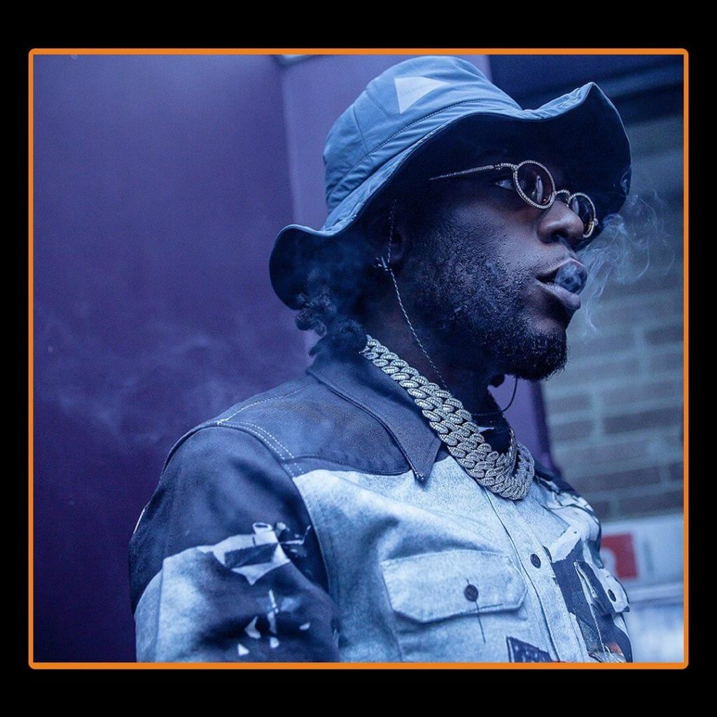 Burna Boy's show in South Africa canceled