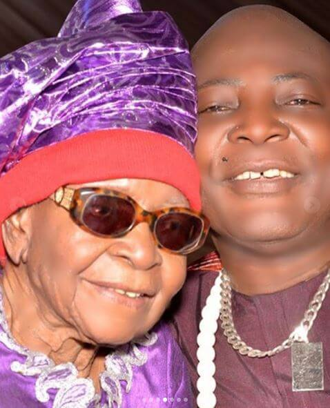 Charly Boy says his mother was a witch