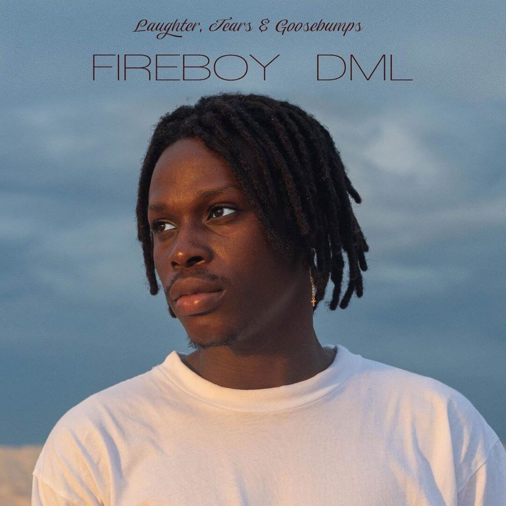 Fireboy DML Laughter Tears & Goosebumps album Review