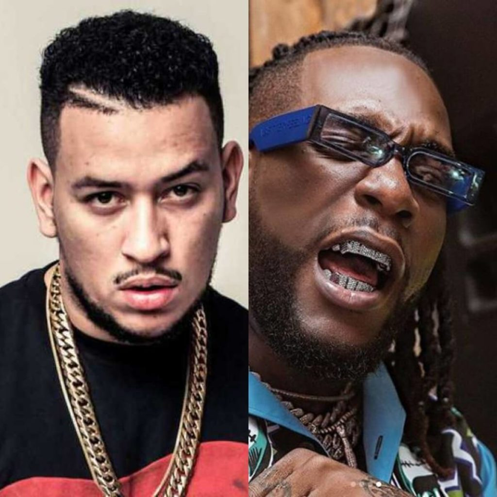 AKA and Burna Boy's beef started a few months ago during the xenophobic attacks in South Africa