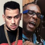 Here Is What AKA Has To Say To Burna Boy After Losing Grammy Award