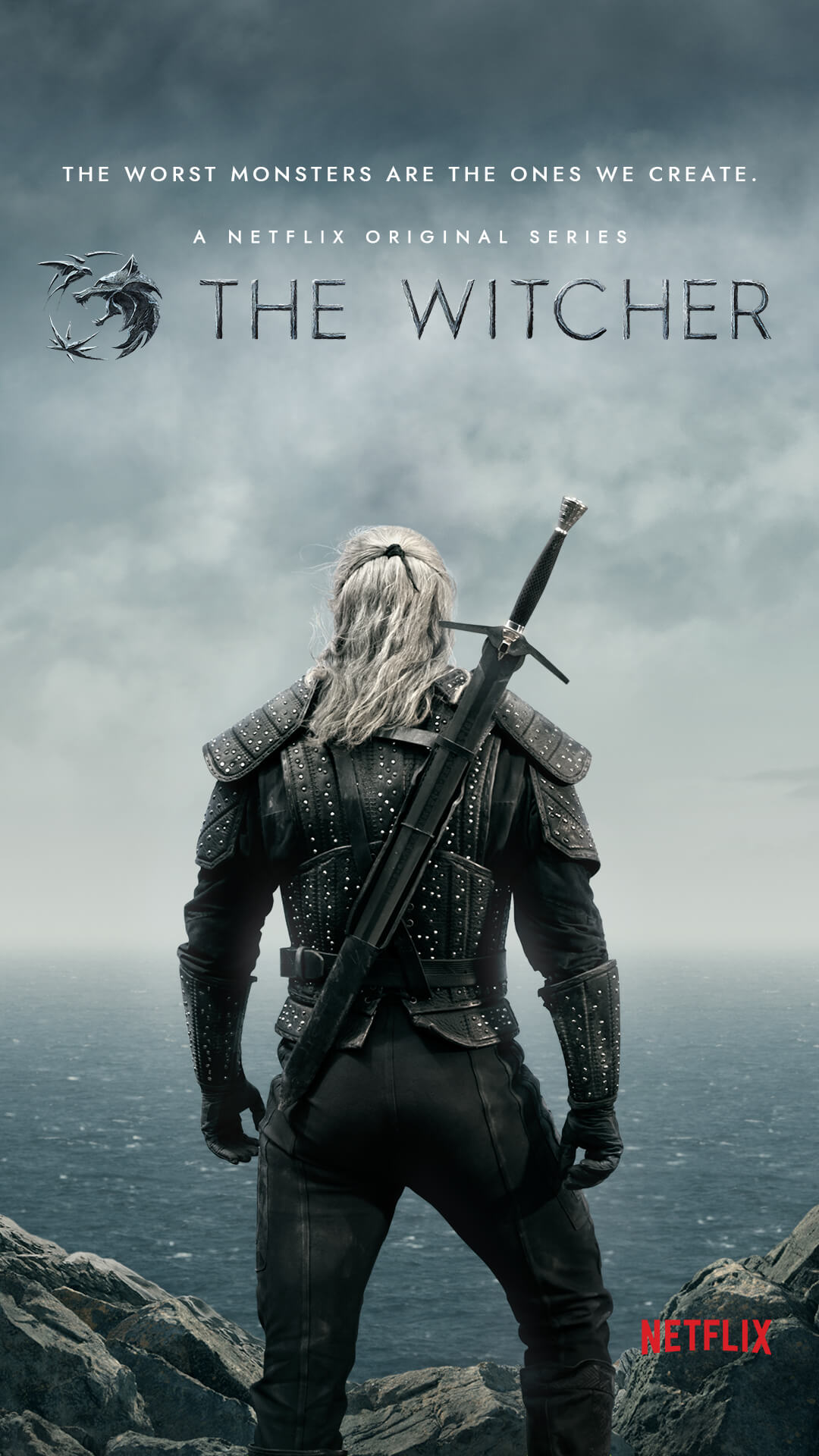 The Witcher Season 1 Poster