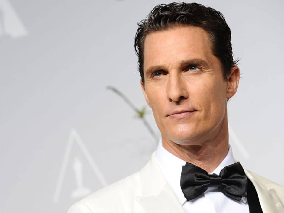 Matthew McConaughey cheated death