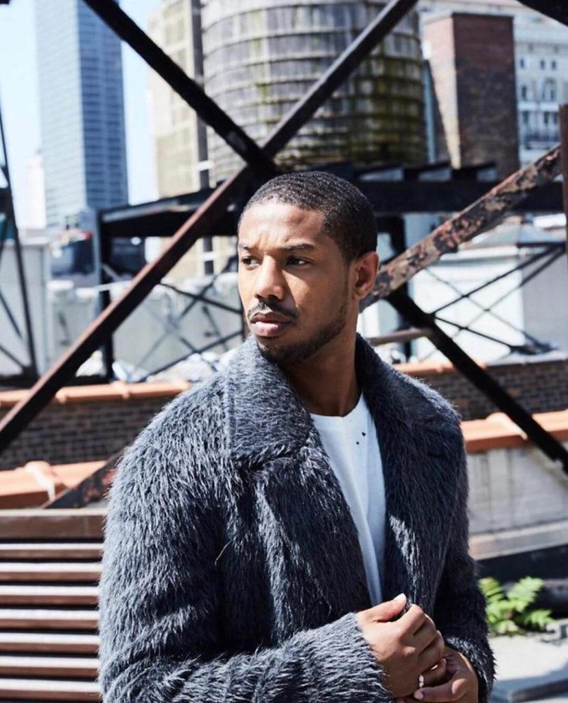 Michael B. Jordan starring in Tom Clancy adaptation