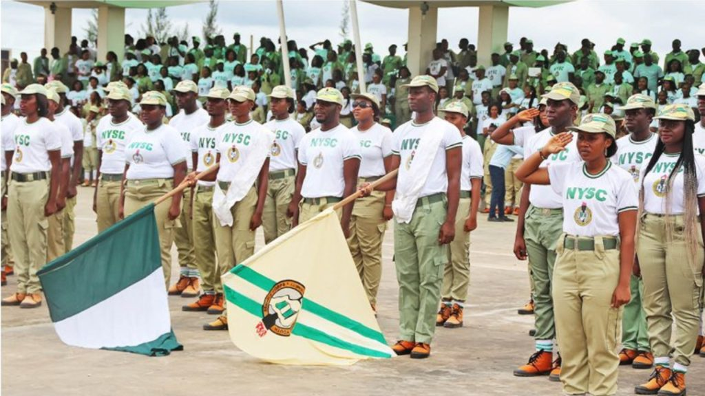 No Corps Member Shot In Yenagoa - NYSC