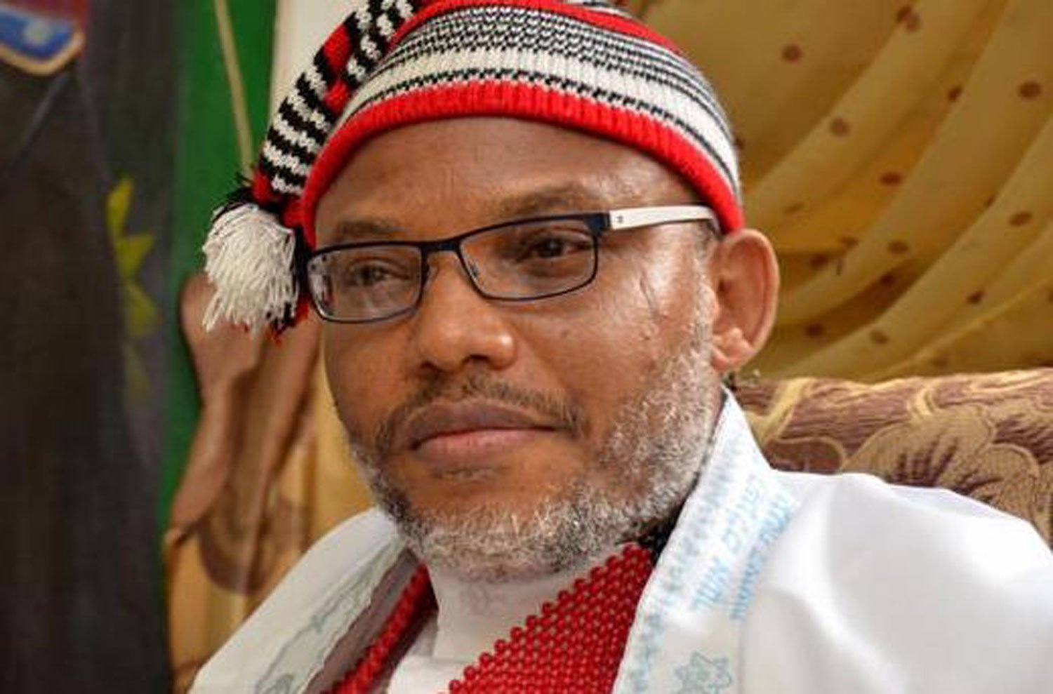 Biafra: Nnamdi Kanu Sends Strong Message To FG