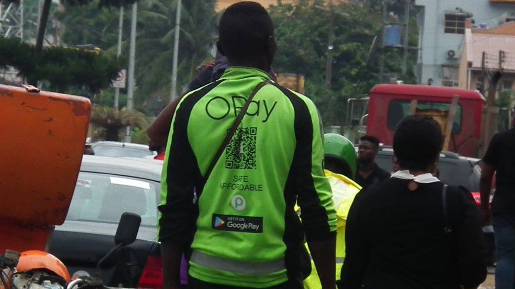 OPay in Lagos