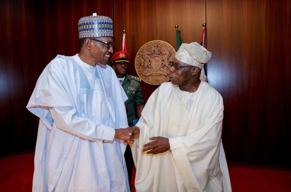 Nigeria Becoming Divided Under Buhari - Obasanjo