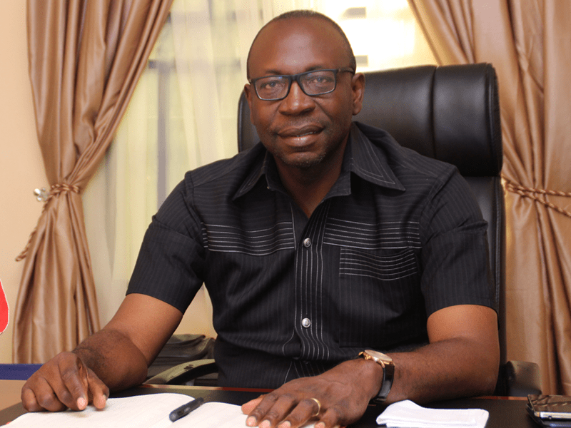 Edo 2020: Obaseki Responsible For Police Siege At State's Assembly - Ize- Iyamu