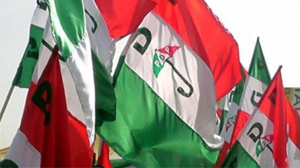 PDP Asks Buhari To Resign, Gives Reasons