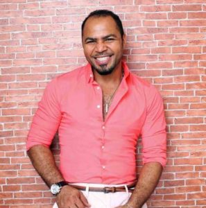 Director and actor, Ramsey Nouah