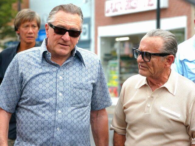 Robert De Niro and Joe Pesci's characters' relationship is the movie's focal point