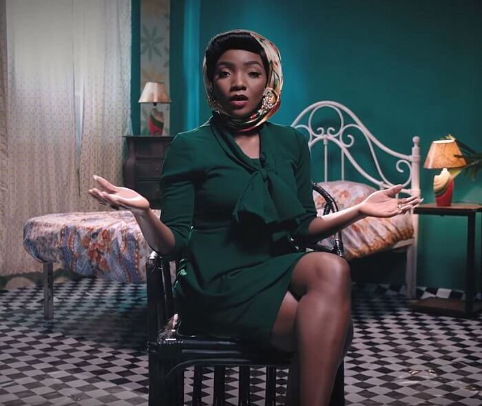 Simi's Selense Video carries a timeless message