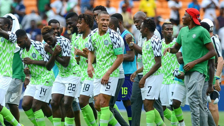 FIFA Ranking: Super Eagles Is 3rd Best Team In Africa