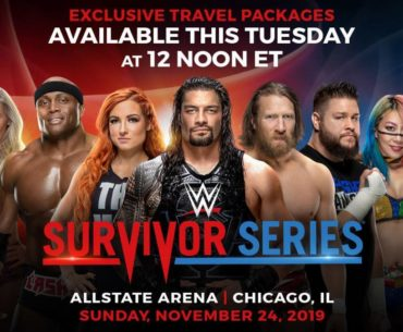 Survivor Series 2019 Highlights