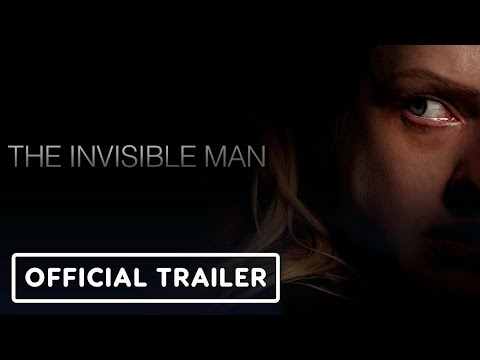 The Invisible Man Trailer