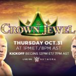 WWE Crown Jewel 2019 Highlights