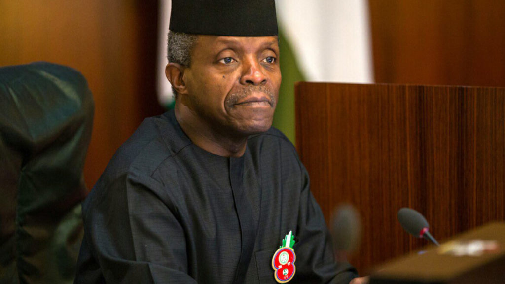 Osinbajo Asks IGP To Probe Allegations He Received N4bn From Magu