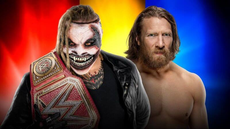 The Fiend fought Daniel Bryan in match that saw their strengths put to the test