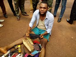 Pastor arrested in Enugu for possession of coffin and underwears