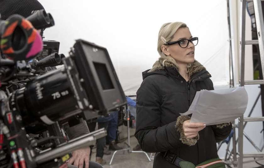 Banks on directorial duties for Charlie's Angels