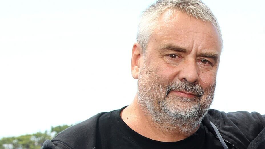 Luc Besson in trouble