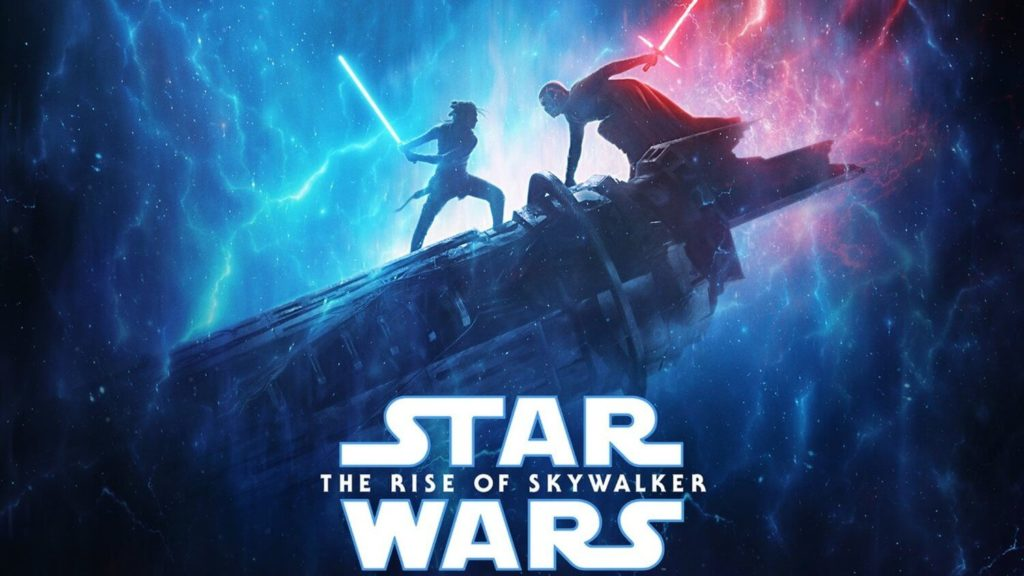 Character posters for upcoming Star Wars released