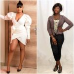 Tacha shares throwback picture