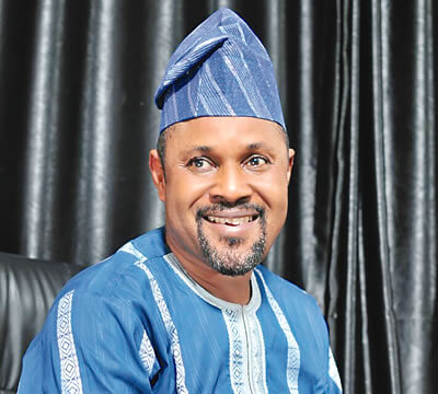 Actor Saheed Balogun loses mother