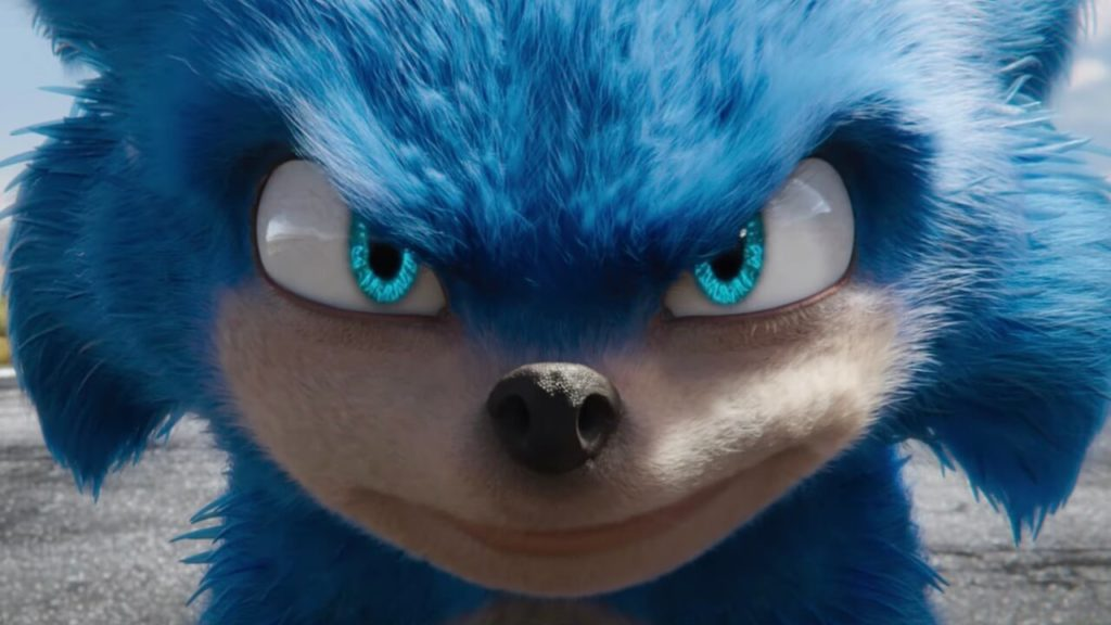 Sonic the Hedgehog Second Trailer