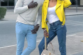 Yomi Casual and wife welcomes son in US