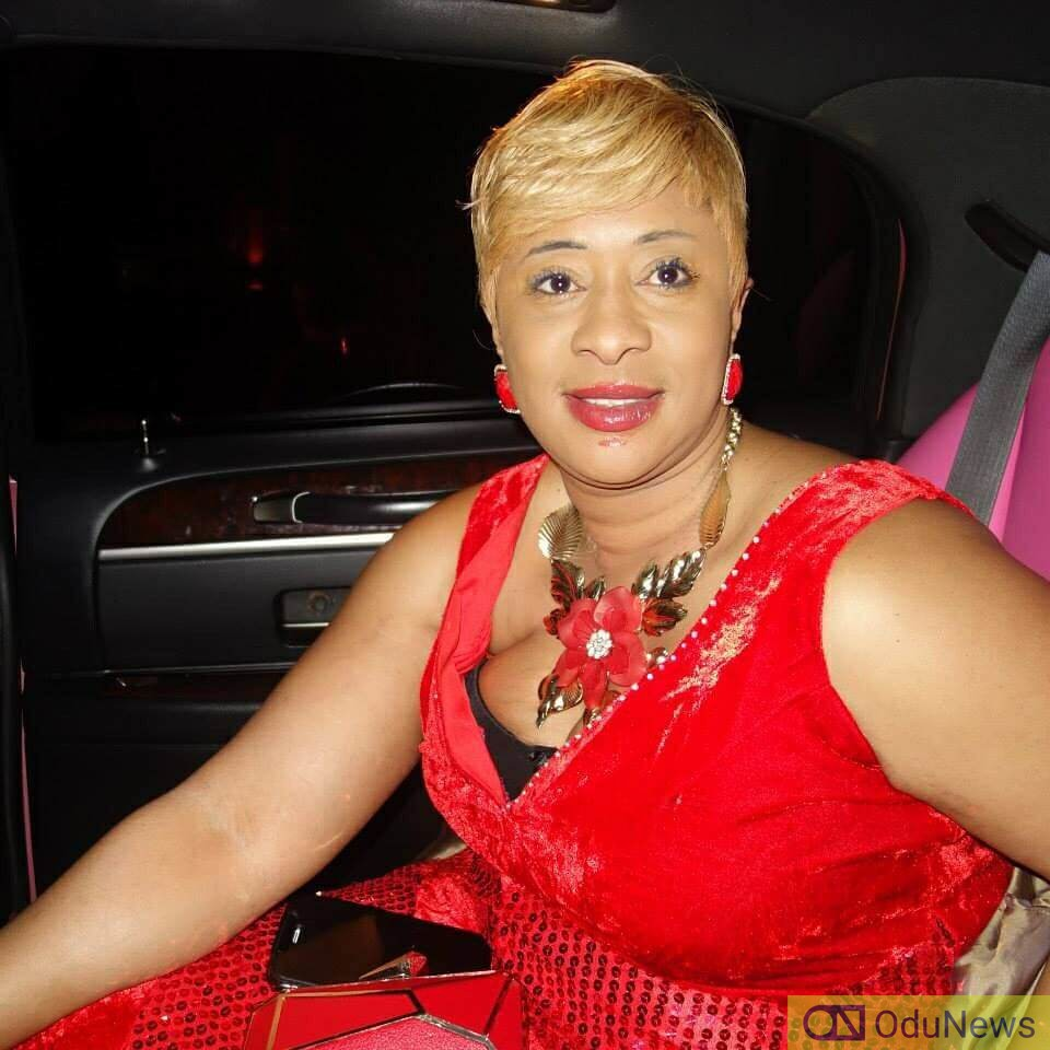 Florence Okonkwo says that actors don't have to take nude roles to be famous